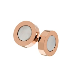 Arctic Studs - Rose Gold
