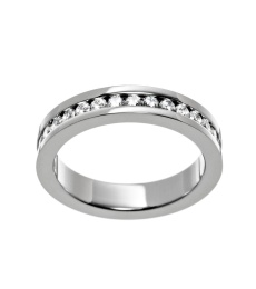 Bella Ring - Steel