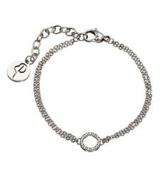 Glow Bracelet mini - Steel
