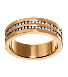 Josefin Ring Double - Gold