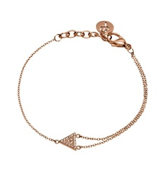 Mountain Bracelet - Rose Gold
