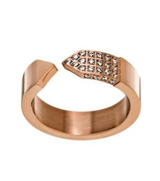 Mountain Ring - Rose Gold
