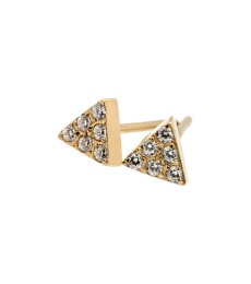 Mountain Studs Mini - Gold