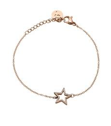 Nova cz Bracelet - Rose Gold