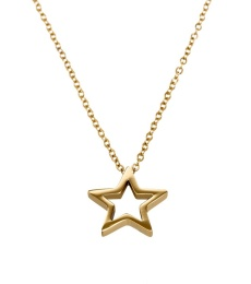 Nova Necklace - Gold