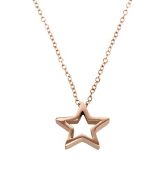 Nova Necklace - Rose Gold