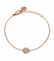 Snowball Bracelet - Rose Gold