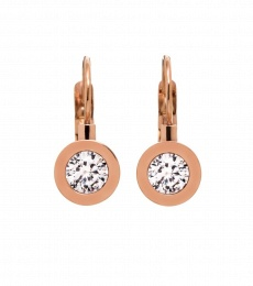 Stella Earrings - Rose Gold