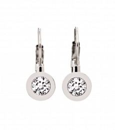 Stella Earrings - Steel