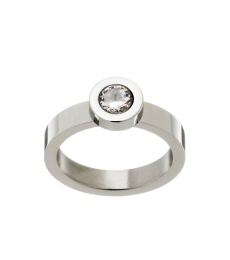 Stella Ring - Steel