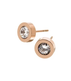Stella Studs - Rose Gold