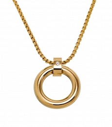 Turner Necklace - Gold