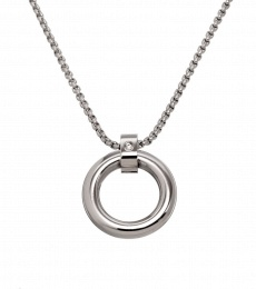 Turner Necklace - Steel