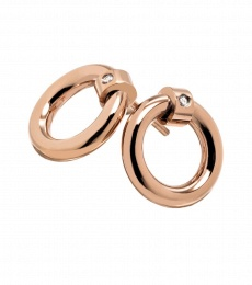Turner Studs - Rose Gold
