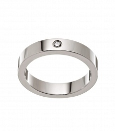 Wilma Ring - Steel