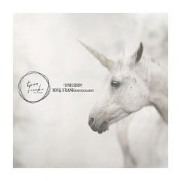 Print - Unicorn, 23,5x23,5 cm