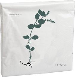 Servett - Lingon