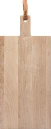 Skärbräda i björk - 35x14x1,5 cm