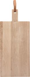 Skärbräda i björk - 45x20x1,5 cm