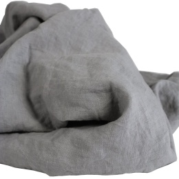 Sheet/Table Cloth Linen 160x270 - Light Grey