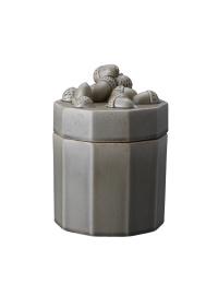 Keramikburk Ekollon - Grå