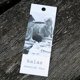 Kalas Swedish fika - Tags