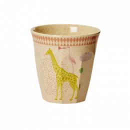 Mugg giraff - Rosa