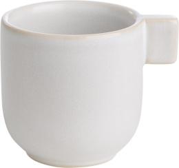 Liten kopp med öra - Vit sand