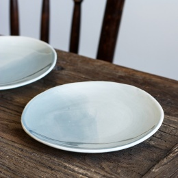 Lille salad plate - Blue