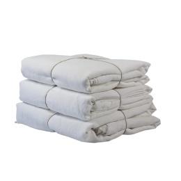 Duvet Cover Linen 150x200 - Bleached White