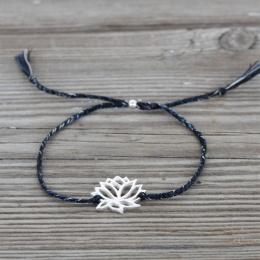 Lotus - Silver/Black