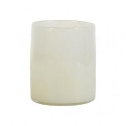 Lyric Candleholder L - Linen