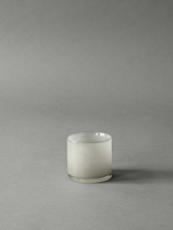 Lyric Candleholder XS - Warm Grey