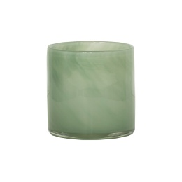 Lyric candleholder S - Green
