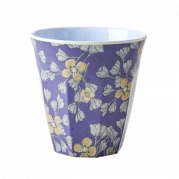 Medium Mugg - Hängande Blomma
