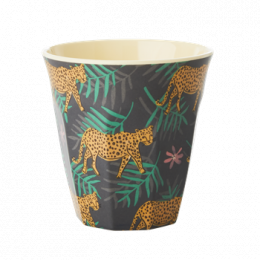 Medium Mugg - Leopard