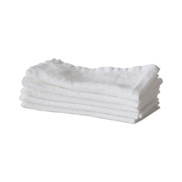 Kitchen Towel Linen 50x70 - Bleached White