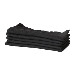 Kitchen Towel Linen 50x70 - Carbon