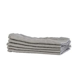 Kitchen Towel Linen 50x70 - Light Grey