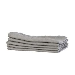Napkin linen 45x45 - Light Grey