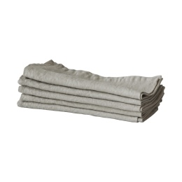 Placemat linen - Warm Grey