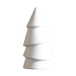 Narrow Large - White