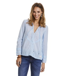 Daylight Blouse - Light Blue