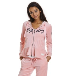 Planet Mollywood Jacket - Milky Pink