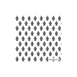 Servett liten - Svarta Granar