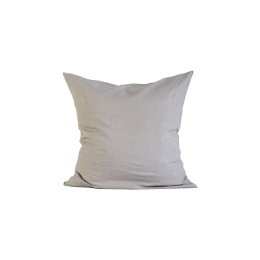 Pillowcase linen 65x65 - Light grey