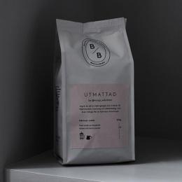 Malet Kaffe - UTMATTAD by Vanja