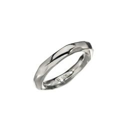 Ring Raw - Silver