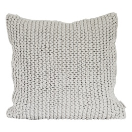 Rope Cushion Cover 50x50 - Offwhite