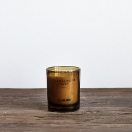Scented Candle Noir S - Sandalwood Musk